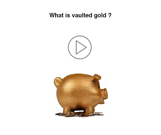 What is Vaulted Gold?